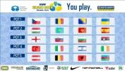 Pratite žreb za EMF EURO 2018